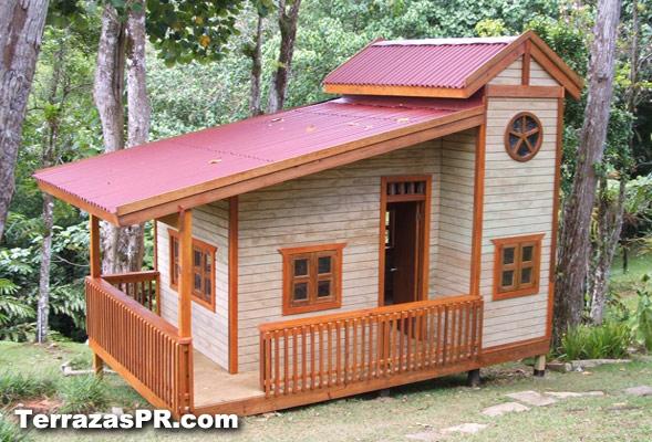 Casas para ninos baratas dise os arquitect nicos for Casas de madera ninos baratas