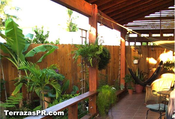 Construccion de terrazas puerto rico pictures to pin on for Terrazas mexicanas