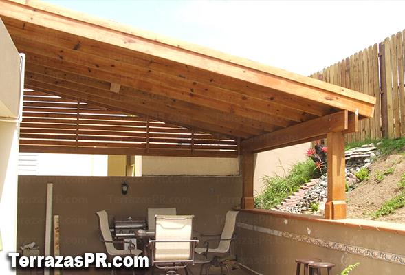 Terrazas puerto rico for Terrazas en madera